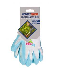 Pr kinderhandschoen blauw