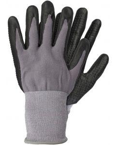 Handschoenen mt. l nitrile zwart
