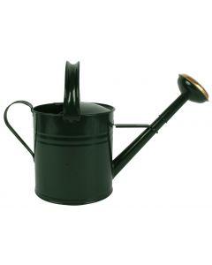 Gieter 5l metaal groen