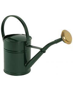 Gieter 10l metaal groen