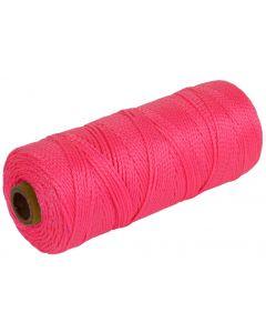Uitzetkoord roze 1,5mm 200m high quality