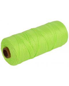 Uitzetkoord groen 1,5mm 200m high quality