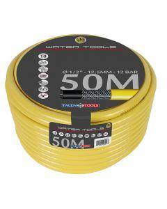 "Gele slang 3/4"" 25m, getricoteerd high twist resistant system"