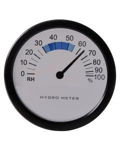 Hygrometer rond 85 mm Talen Tools