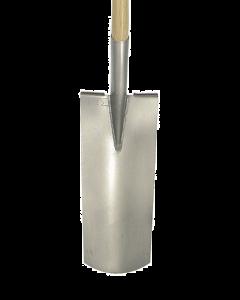 Spitspade promo met eendelige d-steel 85 cm
