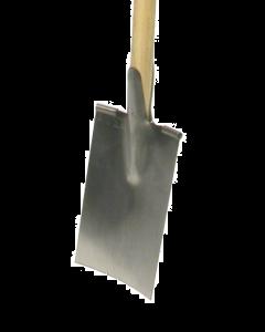 Spade model antwerpen met t-steel in es 90 cm