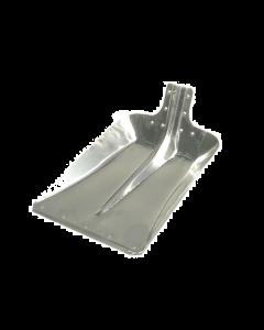 Aluminium-schop 380 x 380 mm, versterkt model