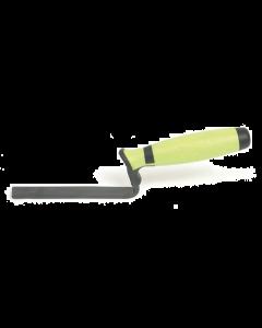 Gesmeed voegijzer 15 mm met 2 componenten handgreep