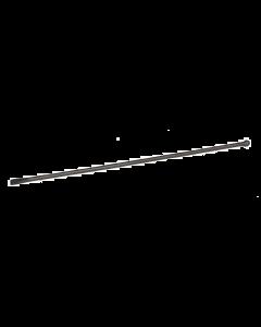 Hefboom met bol en beitel 1700 mm