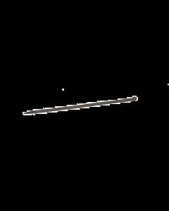 Hefboom met bol en vierkante punt 1200 mm