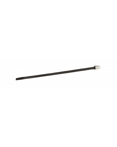 Hefboom 1.20m met nylon kop diam 60mm