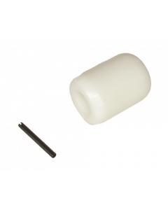 Nylon kop diam 60mm voor hefboom 511.120