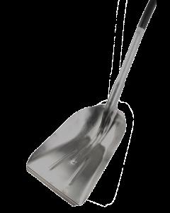Aluminium schop gebogen ergo aluminium steel